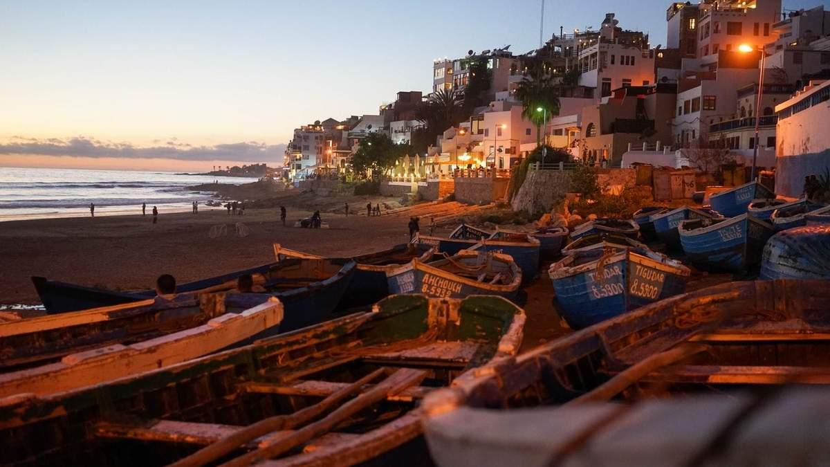 Марокко зараз активно розбудовує міста