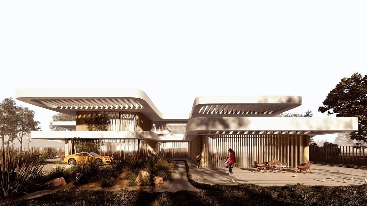 Подвесные террасы и дом в скале: 5 проектов домов, которые сделаны на грани возможного – фото