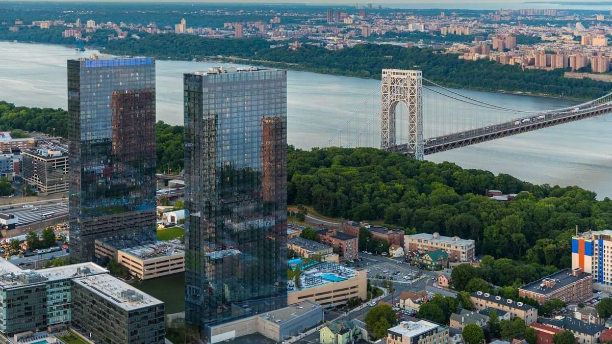 На 900 квартир: рядом с Нью-Йорком возведут современные жилые небоскребы – фото