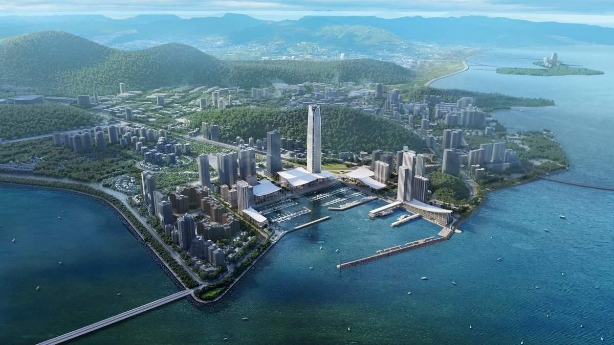 Найкраще для життя місто Китаю Чжухай: екологічність та інноваційна інфраструктура – фото