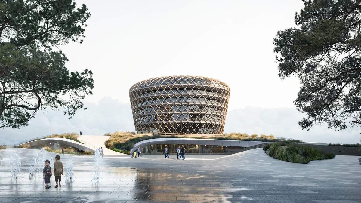 Пісочна дюна: в Бельгії побудують величезне казино поряд з Північним  морем – фото