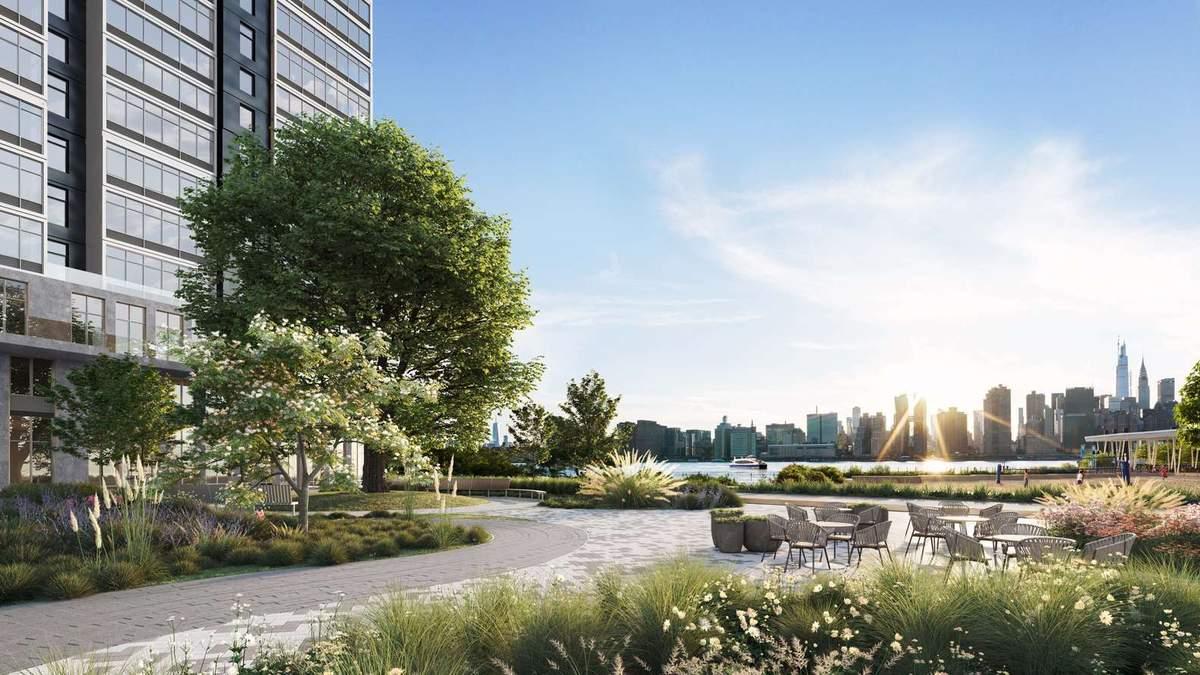 Как будет выглядеть самый большой жилой комплекс Нью-Йорка с бюджетным жильем фото проекту