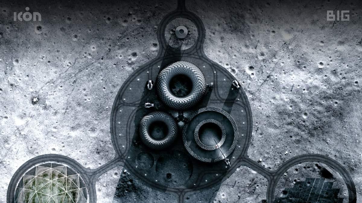 Будинок на Місяці: NASA разом з архітекторами розробляють дизайн споруди – фото