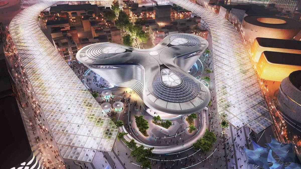 Expo 2020: в Дубае строят огромный выставочная площадка для 192 стран – фото