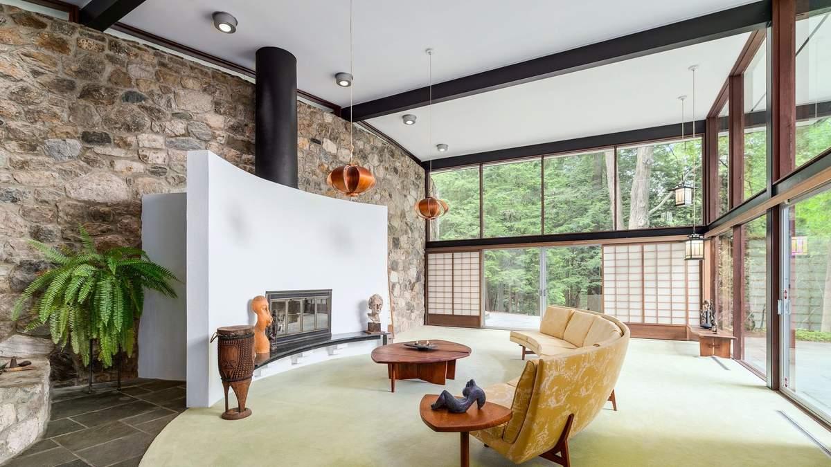 Архитектура в японском стиле: в США продается дом известного джазового музыканта – фото