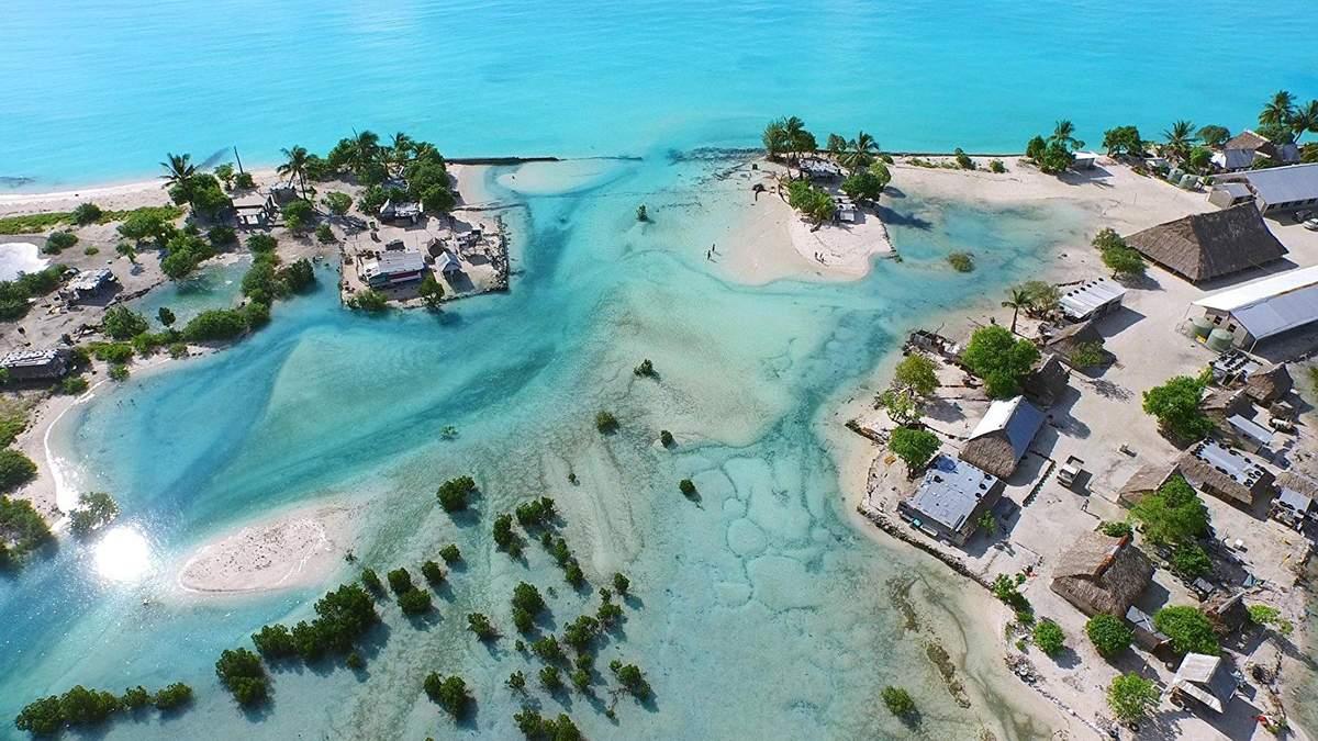 Кірибаті 2.0: архітектори розробили для мешканців громади будинки на воді – неймовірні фото