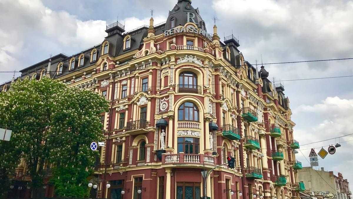 Красиві будинки Києва, список – незвичайна архітектура, фото будівель