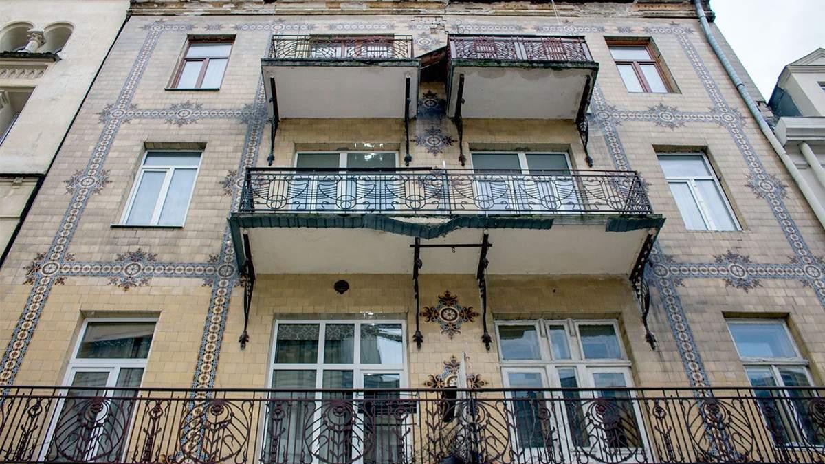 Majolikahaus: у Львові є кам'яниця, яка схожа на відомий віденський будинок – фото