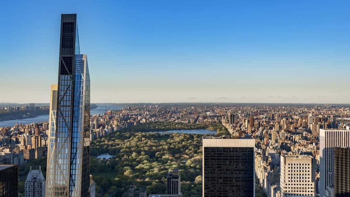 """Новый """"муравейник"""": в центре Нью-Йорка построили современный жилой небоскреб –невероятные фото"""