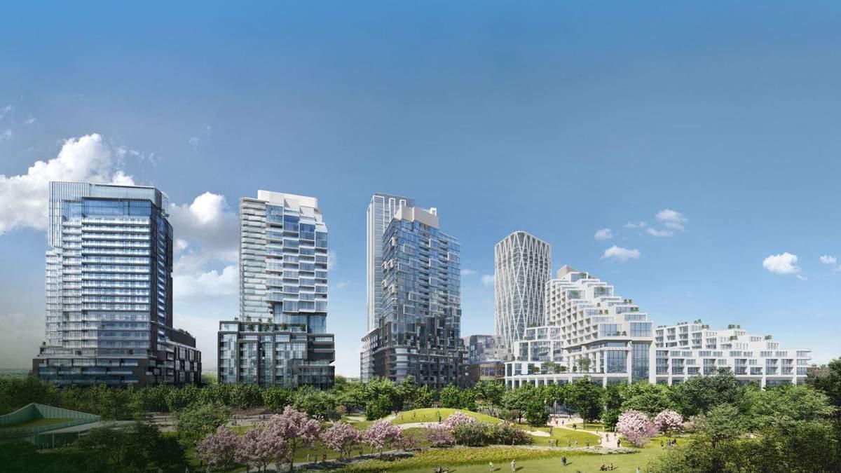 Самое высокое здание в Торонто: как она выглядит и на сколько этажей – фото проекта