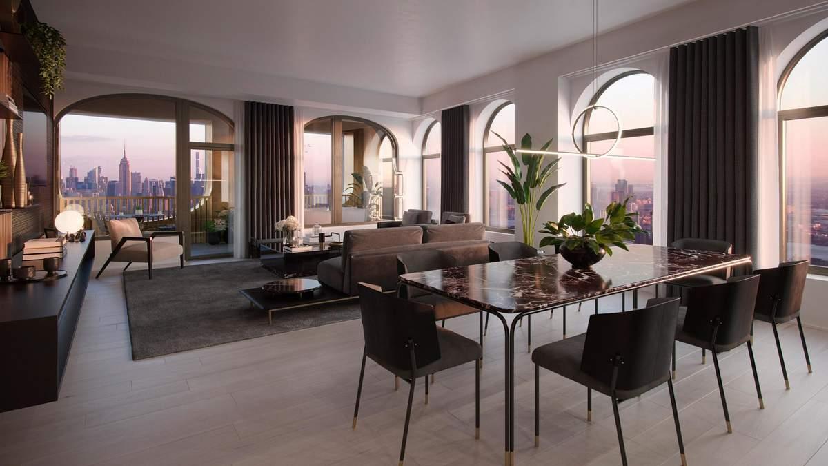 Автопроизводитель Aston Martin создаст дизайн для квартир в Нью-Йорке: фото