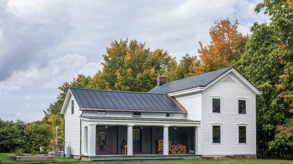 В неогрецькому стилі: неподалік Нью-Йорка продають будинок, якому понад 150 років – фото