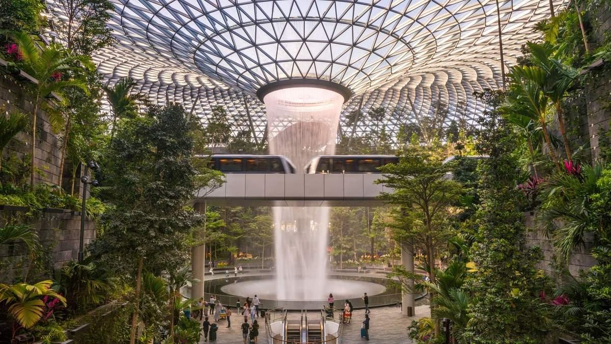 Вертикальний парк: у США з'явиться футуристична гігантська конструкція – фото