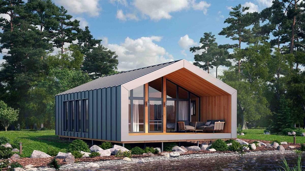 Барнхаус: як в Україні приживається популярний архітектурний стиль – приклад Прикарпаття