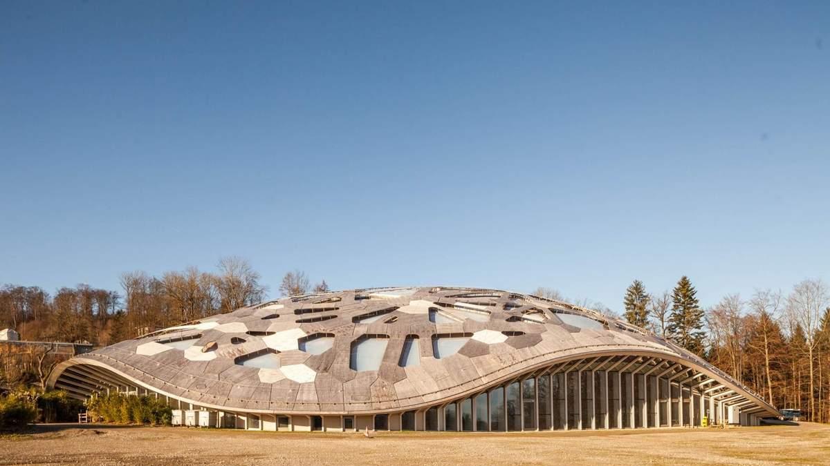 Будинок слонів: як виглядає екологічний павільйон в швейцарському зоопарку – фото