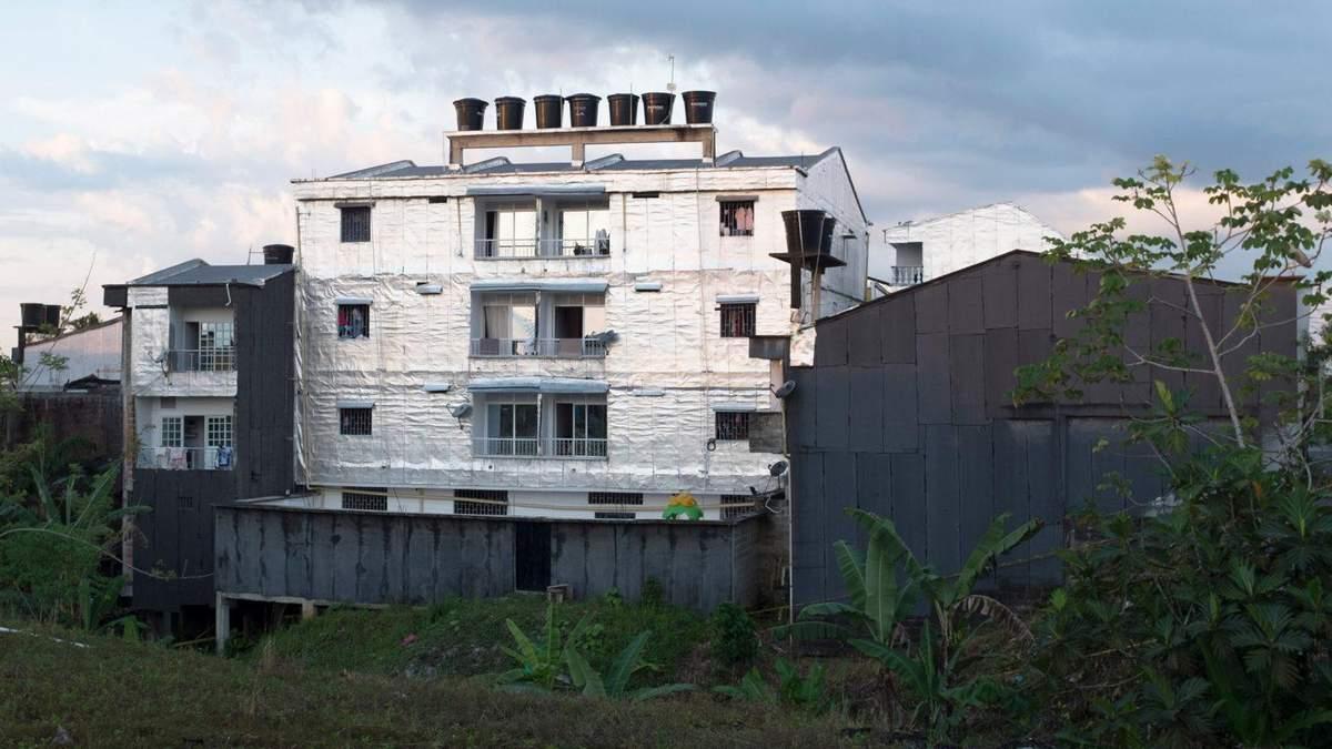 """""""Мерцающая архитектура"""" возникла в городе не случайно"""