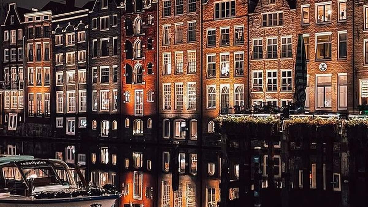 Дома на воде: удивительные амстердамские жилища – фото