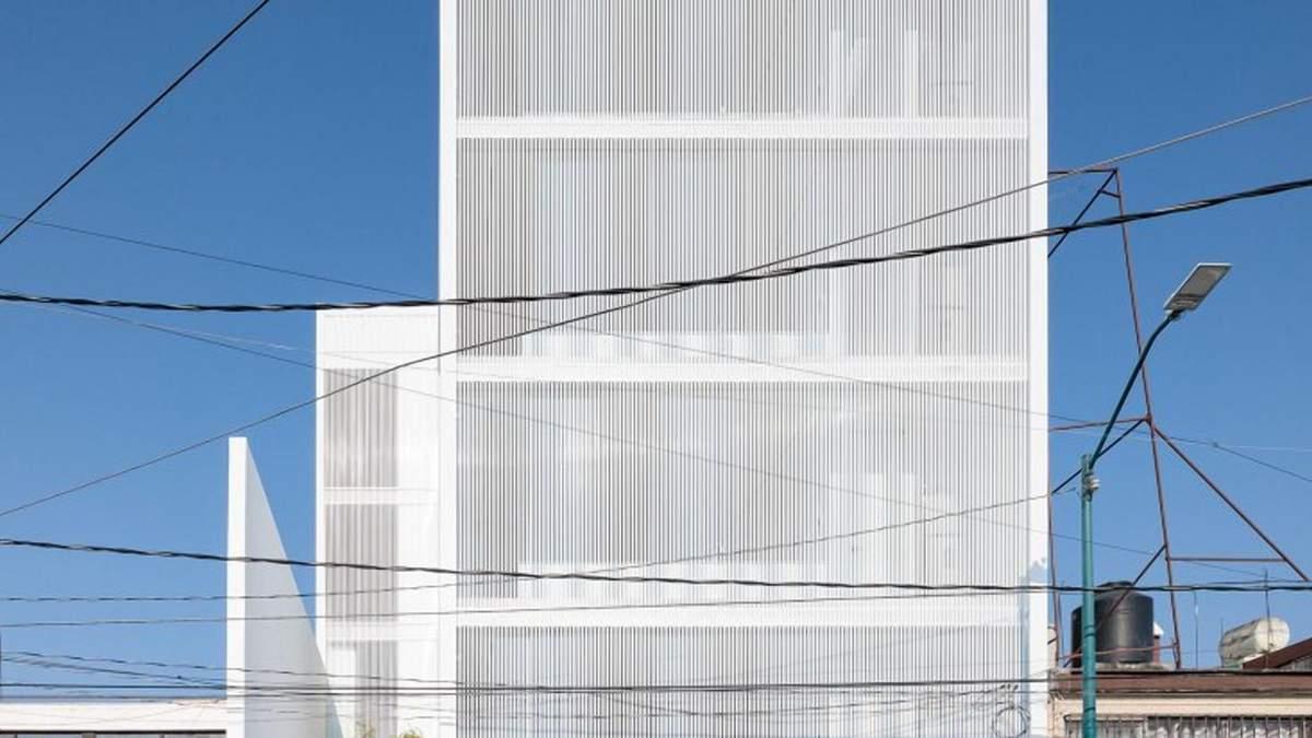Крепость в опасном районе: особенности нового жилого комплекса в Мексике – фото