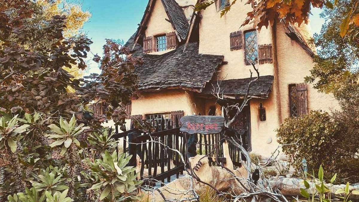 Жилье ведьмы: фото сказочного дома в Беверли-Хиллз
