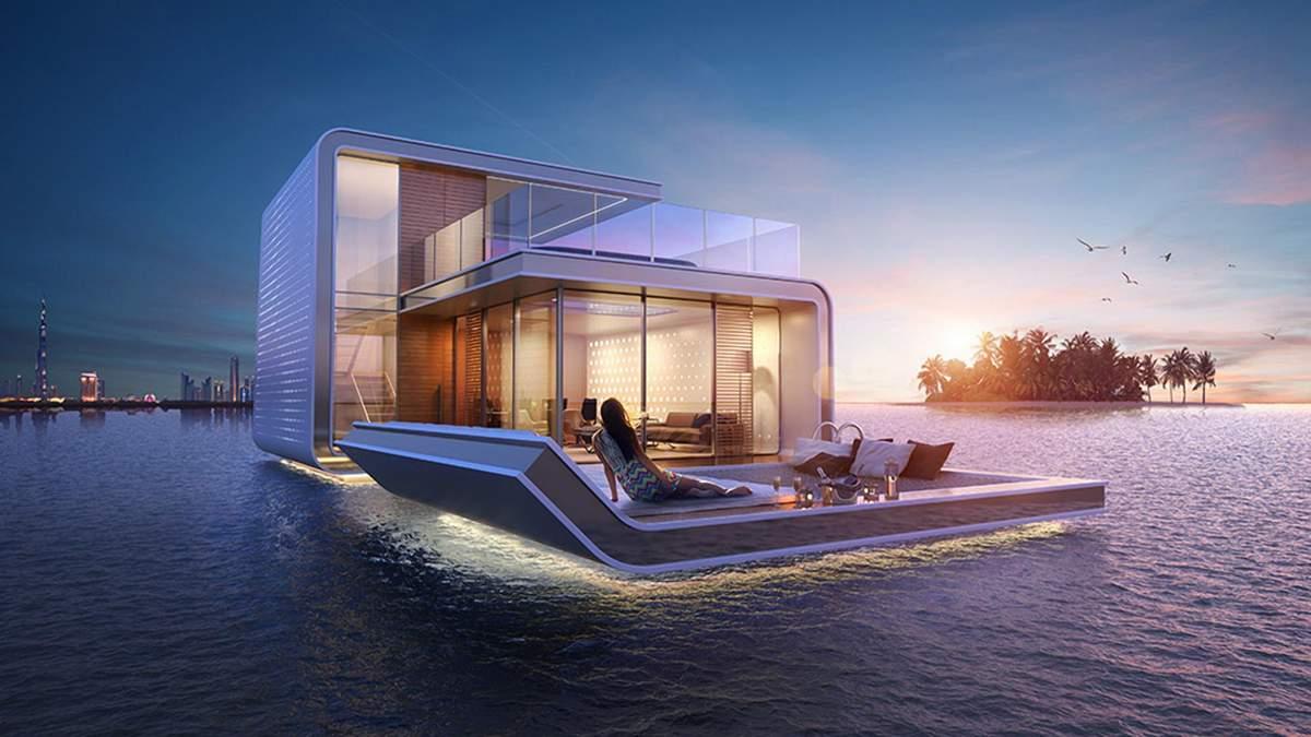 Плавучий морський коник: як виглядає будинок, який втілює всі мрії про житло – фото