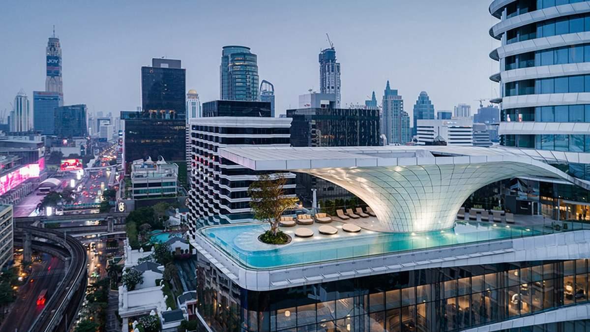 Бассейн на крыше и умопомрачительный вид: жилой комплекс в Таиланде, который поражает – фото