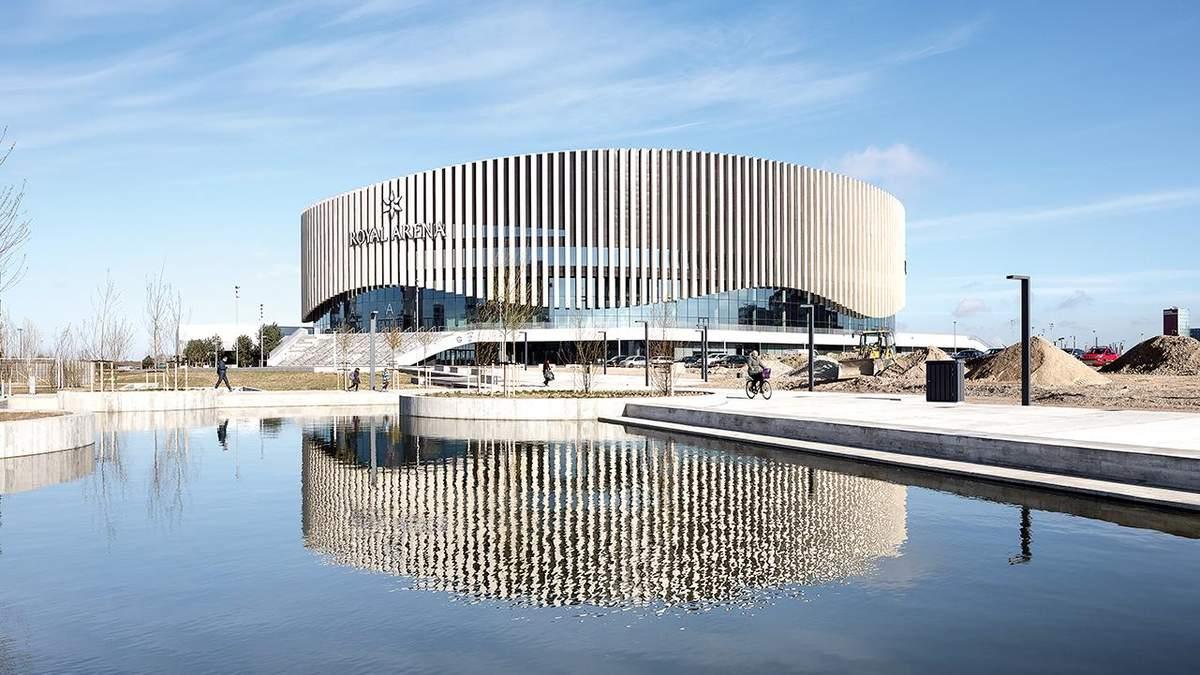 Комфортно и стильно: в Копенгагене построили современный стадион – особенности и фото арены