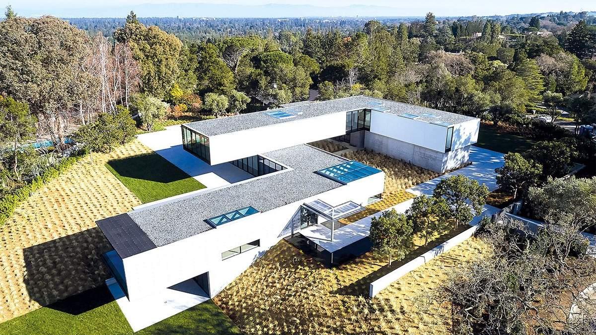 Розкіш та сучасність: у Каліфорнії збудували райську резиденцію – фото
