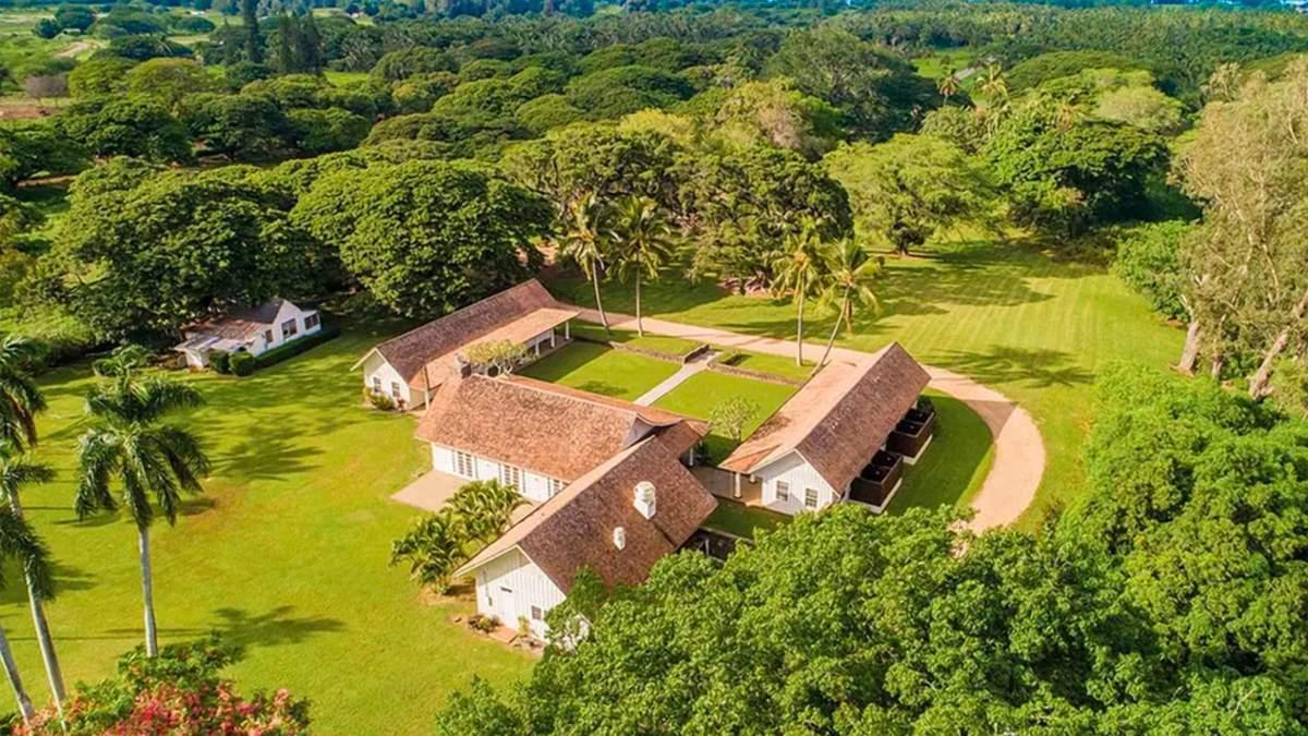 """Рай на Гавайях: ранчо из сериала """"Остаться в живых"""" продается за бешеные деньги"""
