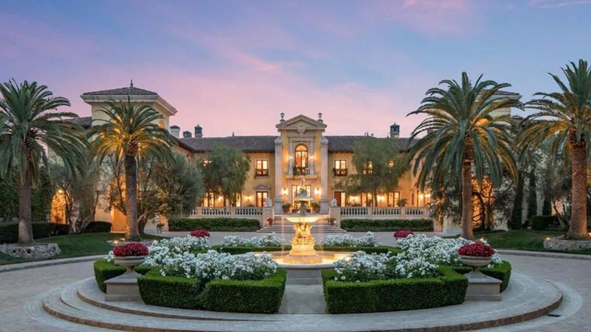 Самый дорогой дом Америки выставили на аукцион: цена и фото роскошного имения