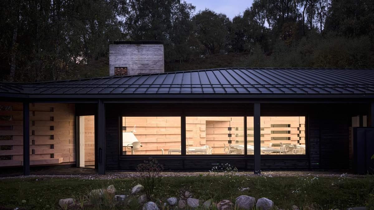 На отшибе среди природы: в Шотландии построили студию, пропитанную вдохновением – фото