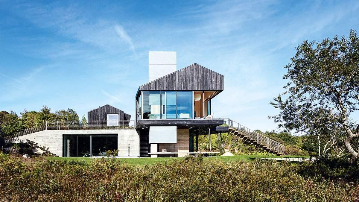 На острові серед виноградників: фото будинку, де хочеться зустріти старість