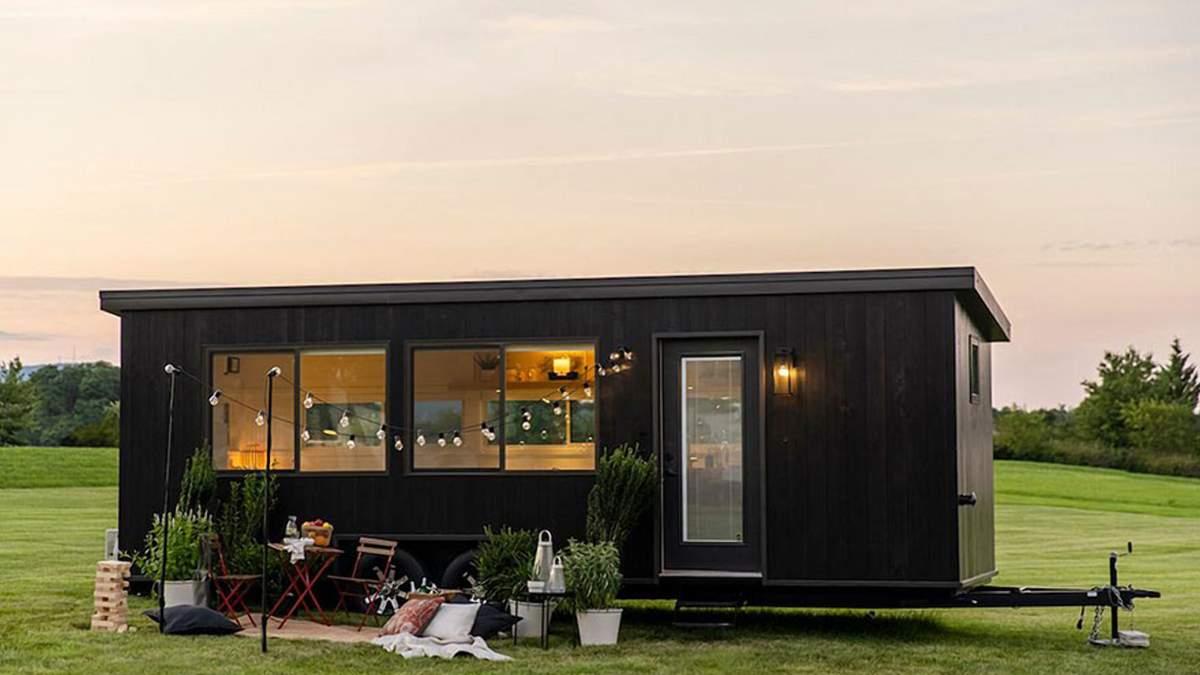 Міні-хюґе: як виглядає компактний та затишний мобільний будиночок від IKEA