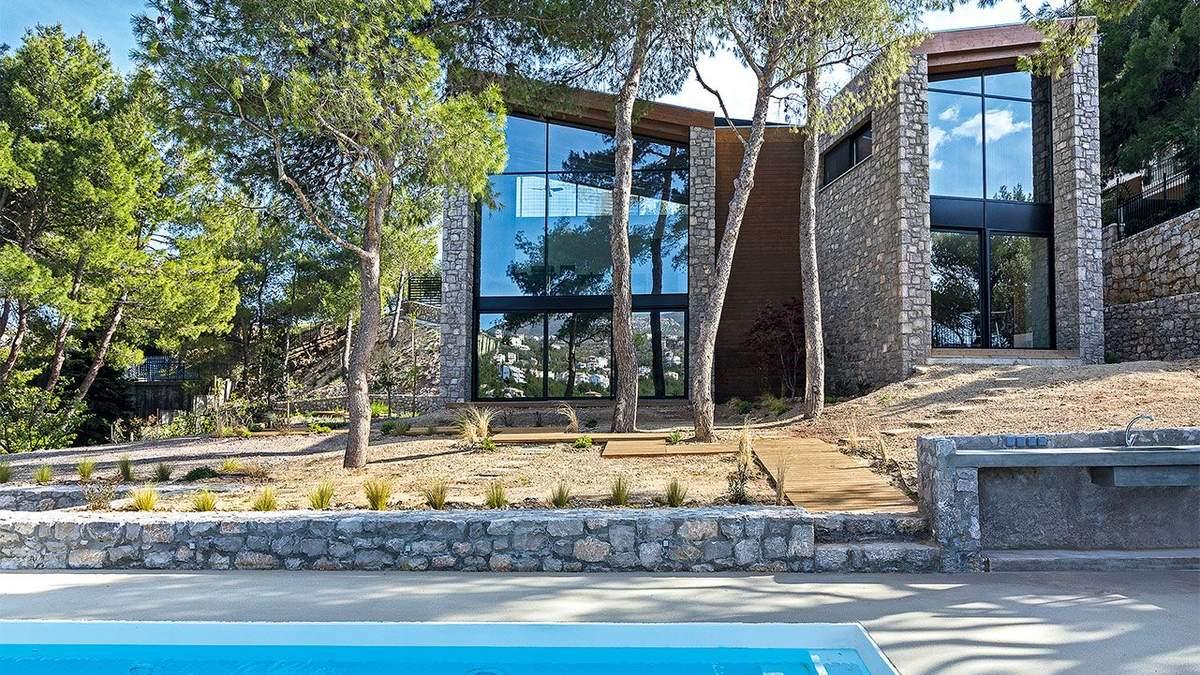 Комфорт на висоті: в Греції презентували будинок мрії – фото