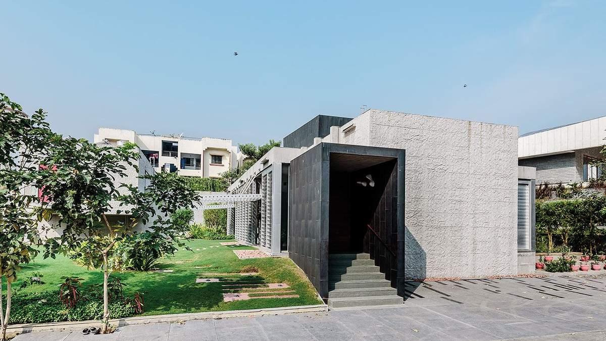 Неординарный Восток: как выглядит минималистичный отель в Индии – фото
