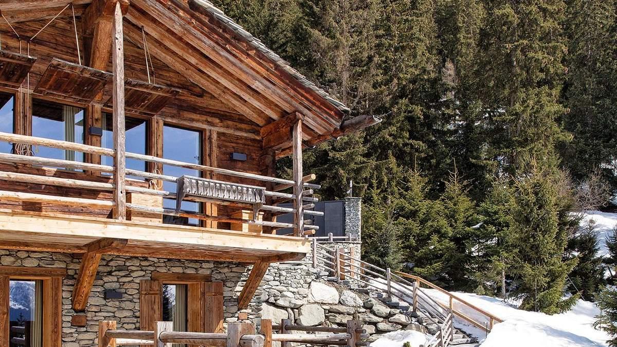 Рай у горах: фото фантастичного шале, в якому хочеться провести всю зиму