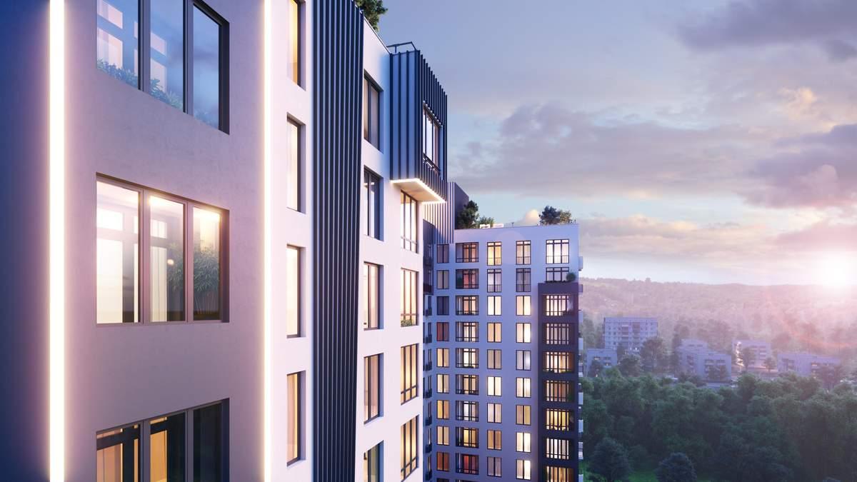 Стартували продажі другої черги квартир в житловому комплексі LIFE STORY