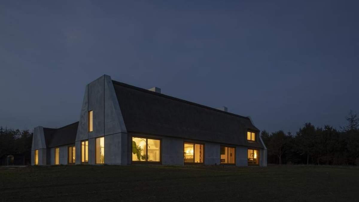 Краса мінімалізму: у Данії спроєктували затишний та функціональний будинок для фермерів – фото