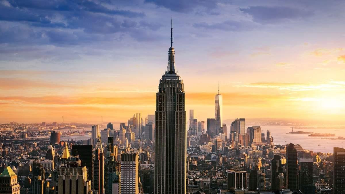 Дивовижні хмарочоси: фото найвищих будівель США у 2020 році