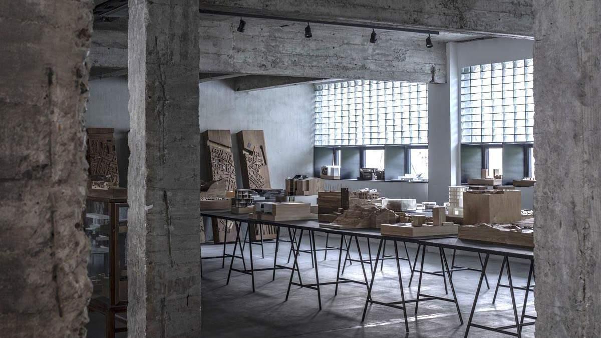 Дивовижне перетворення: як занедбана промислова будівля стала затишним офісом –фото
