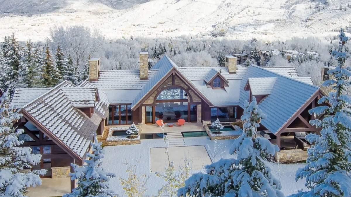 Зимові будиночки зірок: де голлівудські знаменитості зустрічають свята – дивовижні фото