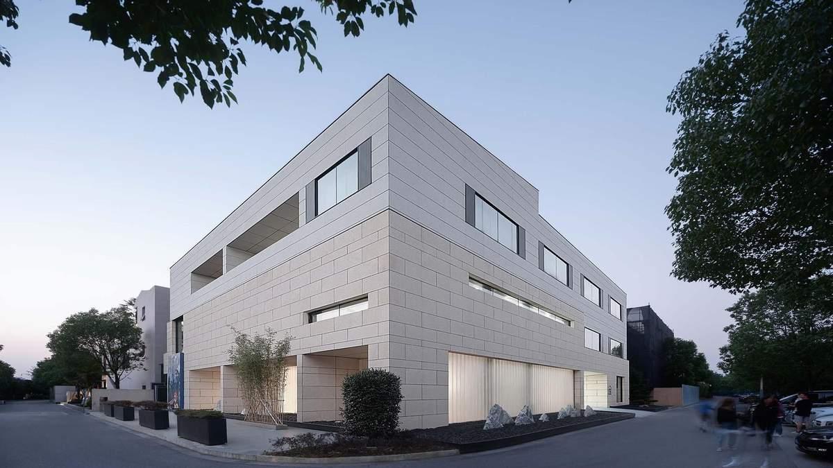 Игра теней и пространства: как выглядит новый впечатляющий художественный центр в Сучжоу – фото