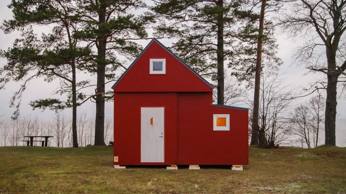 Дім–LEGO: як виглядає модульний будинок мрії – фото