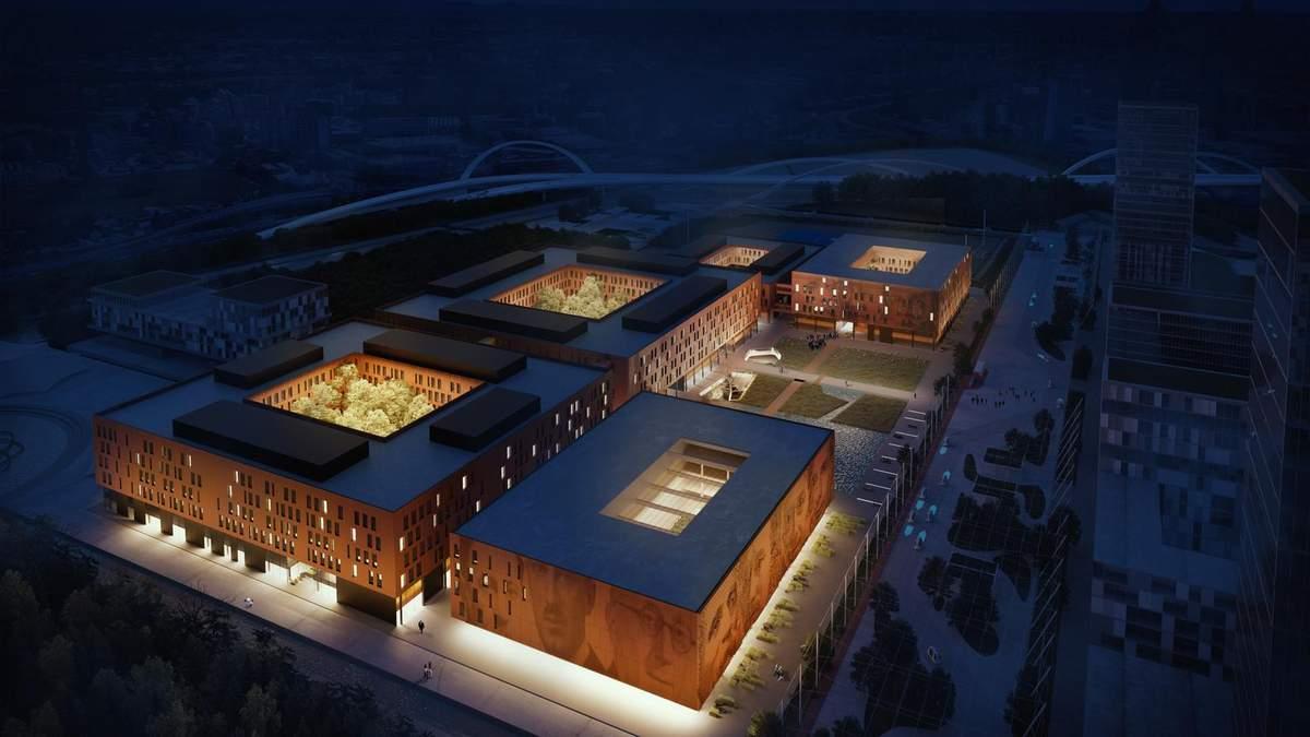 Фантастика в сердце истории: как будет выглядеть новый кампус университета в Милане – фото
