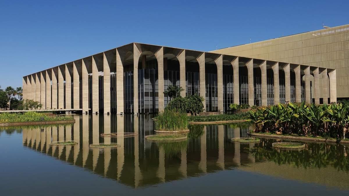 Перлина модернізму: як виглядає фантастичний Палац Арок у Бразилії –фото