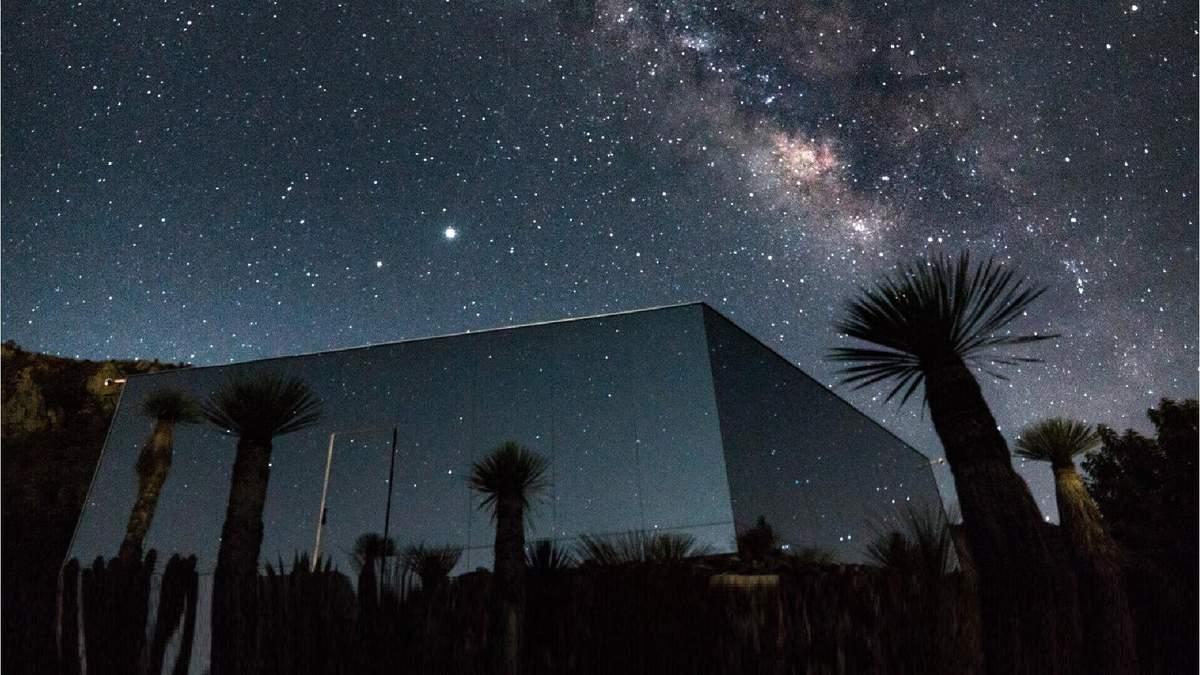 Скляна магія на вулкані:  фото будинку в Мексиці, від якого важко відірвати погляд