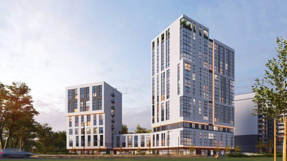 Старт строительства: во Львове заложили краеугольный камень ЖК ARTHOUSE park
