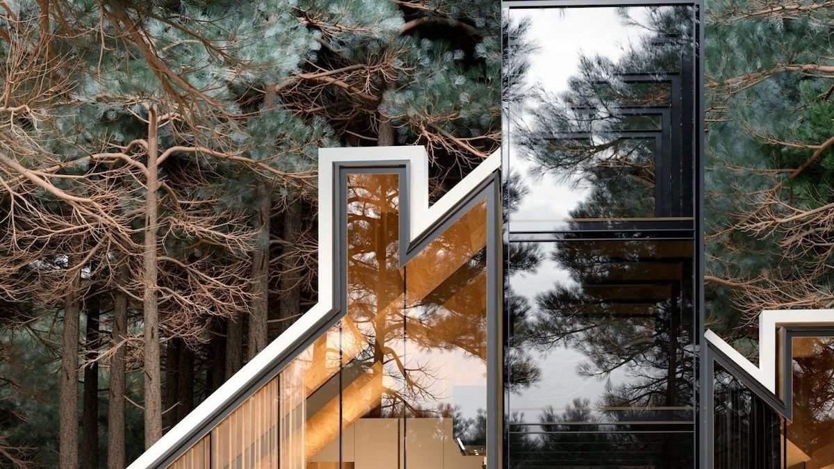 Грайливість поміж сосен: як виглядає будинок мрії у Йорку –фото