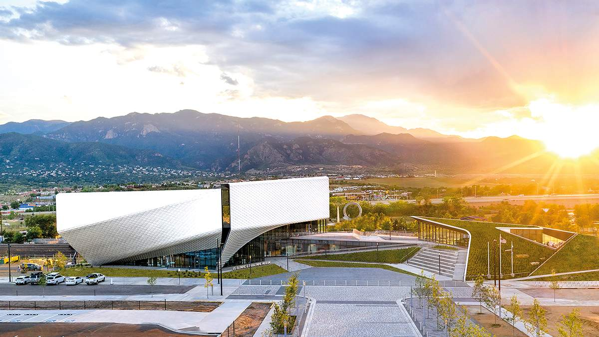 Истории, которые впечатляют: неповторимый музей спорта в Колорадо – фото