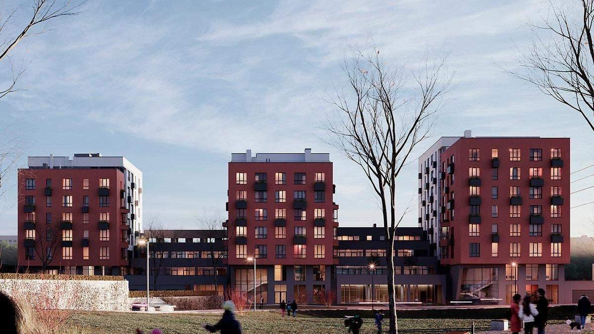 Данський затишок у Львові: які переваги та можливості пропонує ЖК HYGGE / Фото LEV Development
