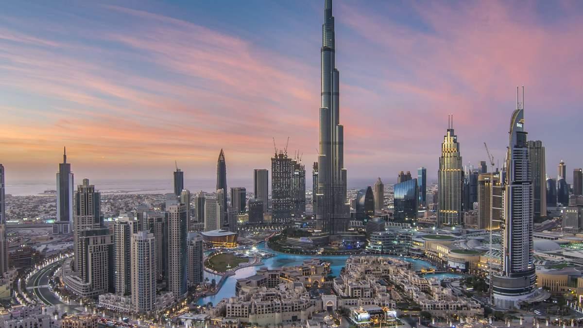 Потрясающие архитектурные чудеса Ближнего Востока XXI века – фото